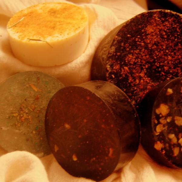 coffee soap crop