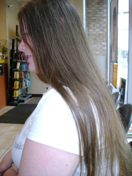 Six Years Of Growth Longhair