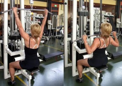 lat-pull-down-good-back-muscle-workout