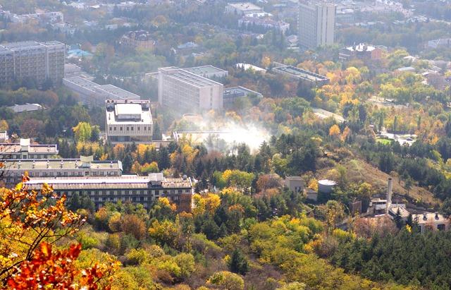 Пятигорск осенью