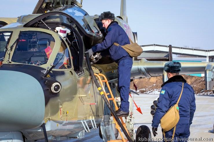 961122_original Летчики ЮВО осваивают недавно поступившие Ка-52