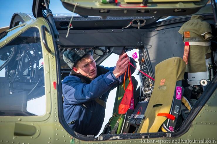 961749_original Летчики ЮВО осваивают недавно поступившие Ка-52