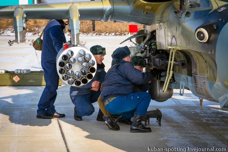 963424_original Летчики ЮВО осваивают недавно поступившие Ка-52