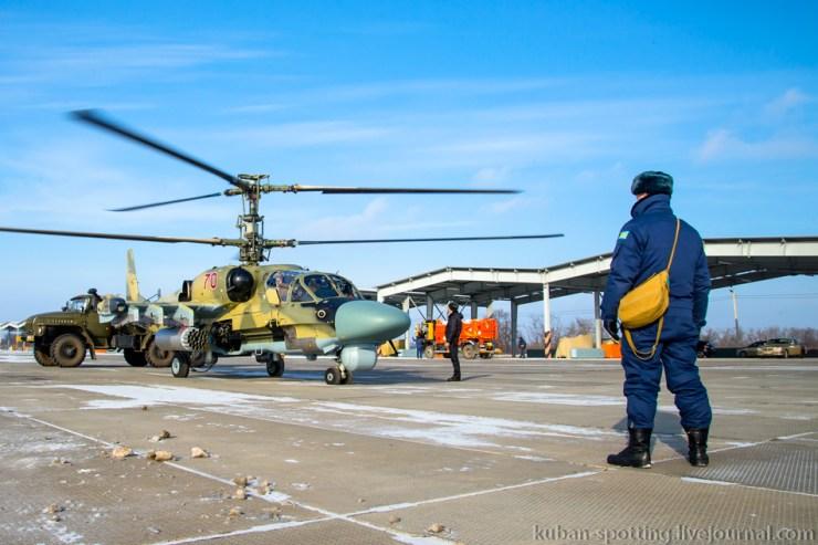 966953_original Летчики ЮВО осваивают недавно поступившие Ка-52