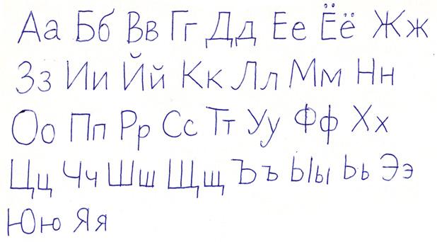 Quality Cyrillic Script