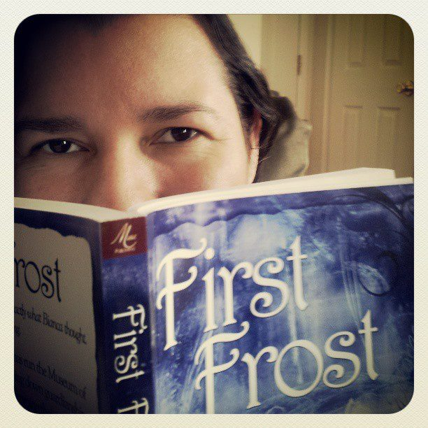 lizzie and first frost
