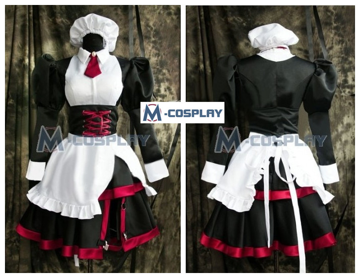 cosplay maid costume
