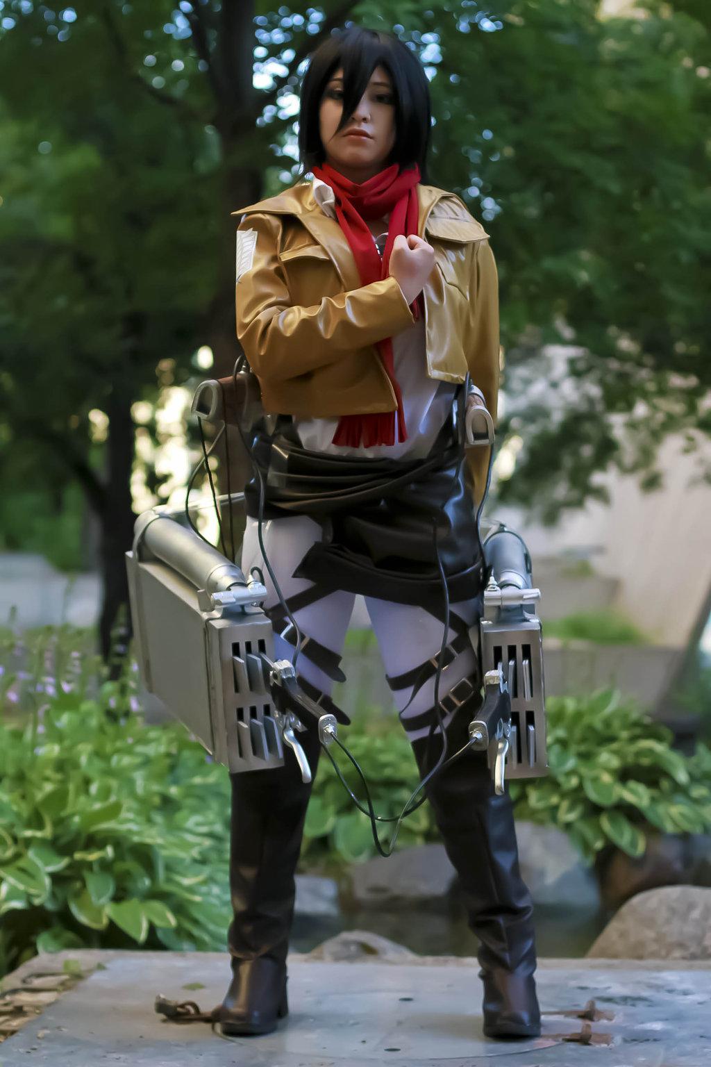 Attack on Titan cosplay wig | Attack On Titan