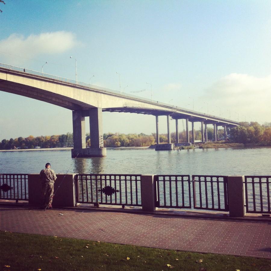 Мост через Дон