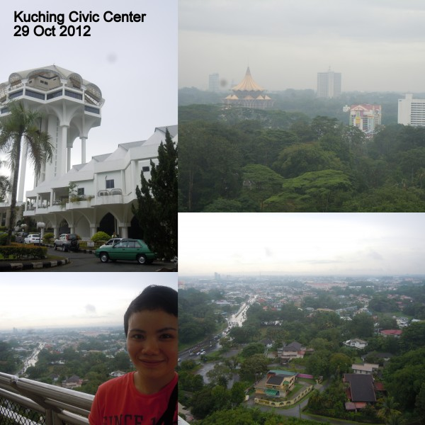 kuching civic center