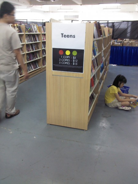 books promo
