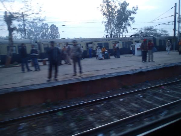 mathura station