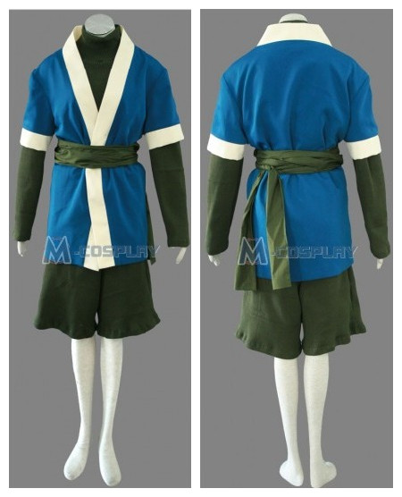 Naruto cosplay costume