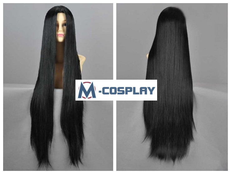 One Piece Nicole Robin cosplay wig