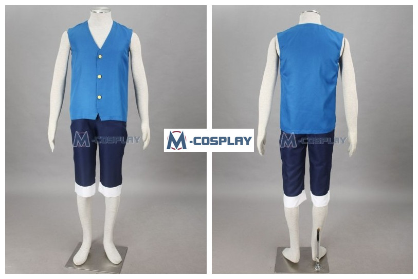 One Piece cosplay costume