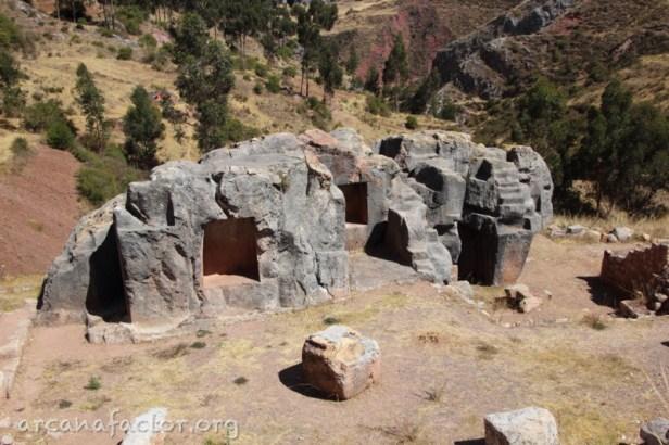 Peru, Sacsayhuaman