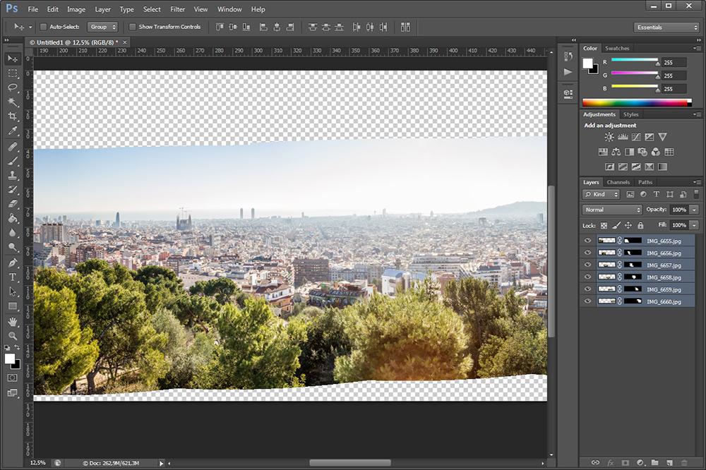 Как фотографировать панораму доклад