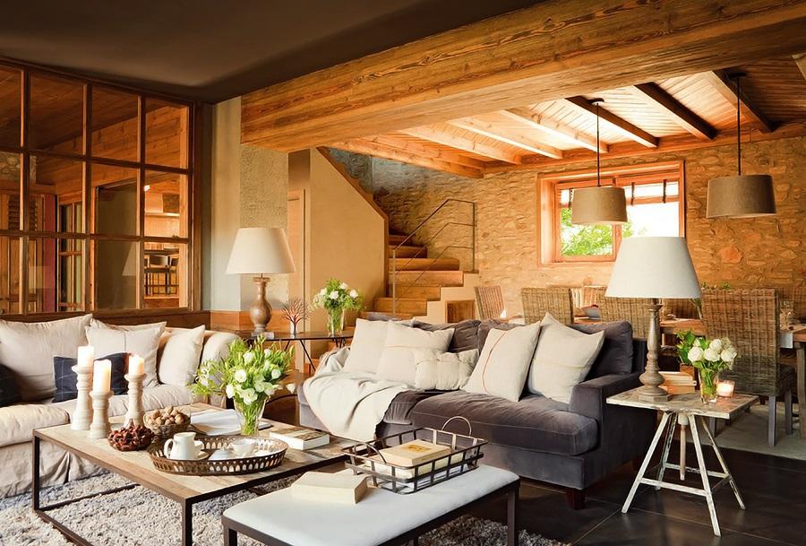 El Mueble Antes un viejo pajar, hoy un luminoso refugio 1