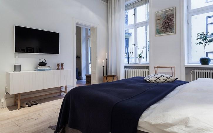 Scandinavische stijl ingericht appartement - #woonblog Stijlvol Styling www.stijlvolstyling.com