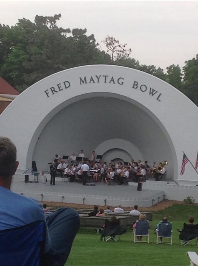 Maytag Bowl