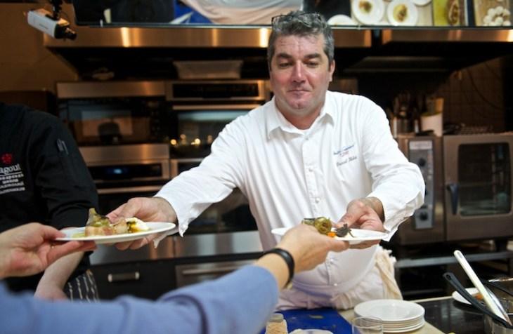 Прованский шеф-повар Daniel Hebet