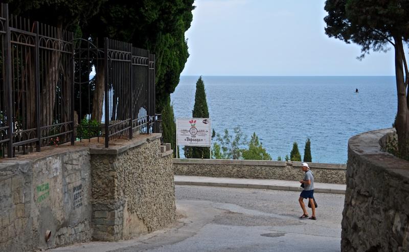Крым, Алушта. Где жить, что есть