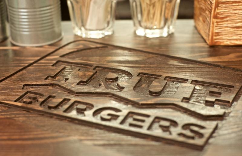 """Бургерная """"TRUE Burgers"""", Москва"""