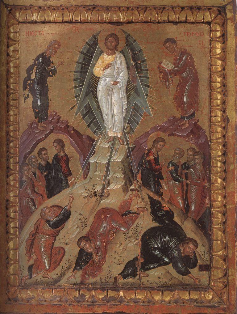 П.39.Преображение Феофан 1535-1546 (59 на 46)