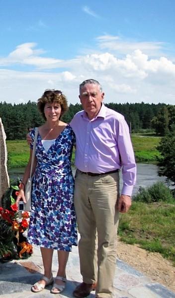 Даяна і Майкл Лазарус. 2010 г.