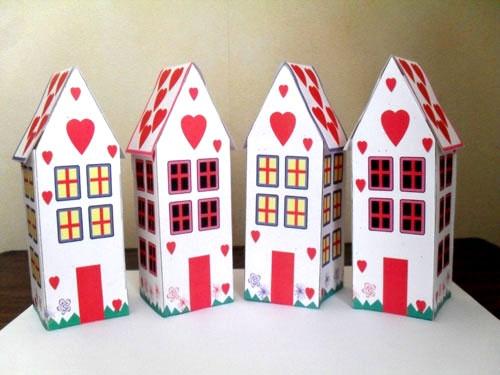 Heart-Houses