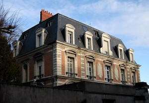 Learning real estate terms roof types happy houses for for French mansard roof