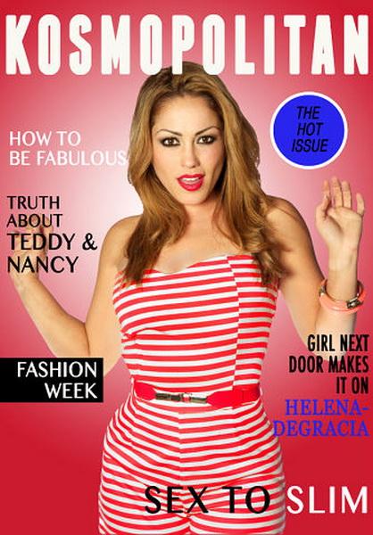 Model Nancy