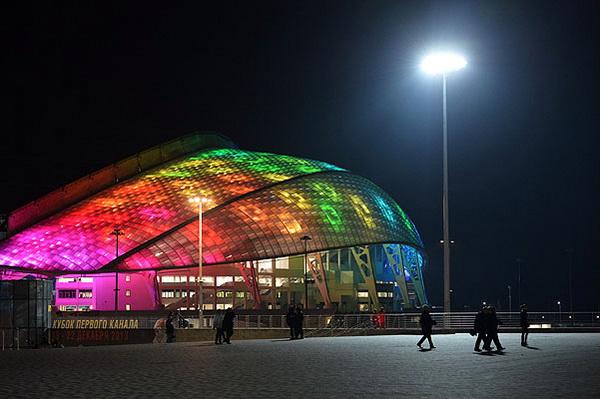 Olympic Stadium Fisht