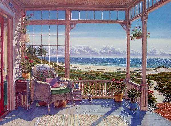 Cleo's Porch