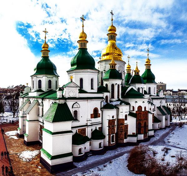 Saint Sophia - Winter