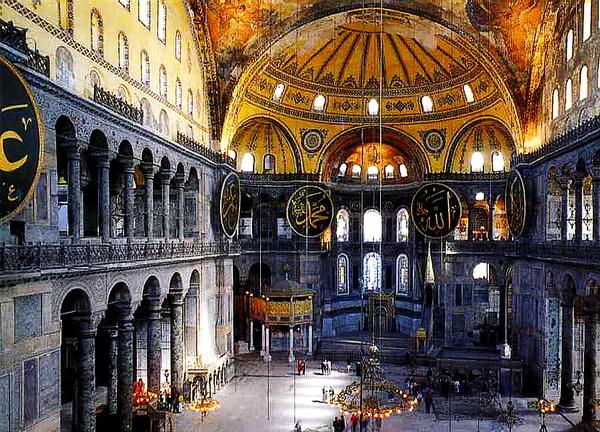 Saint Sophia Cathedral Inside