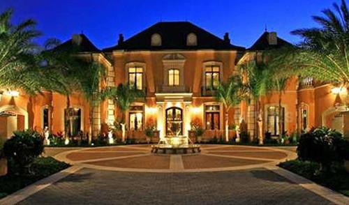 multimillion dollar home