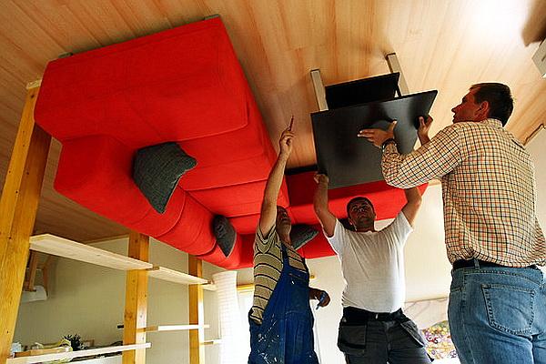 Installing Furniture