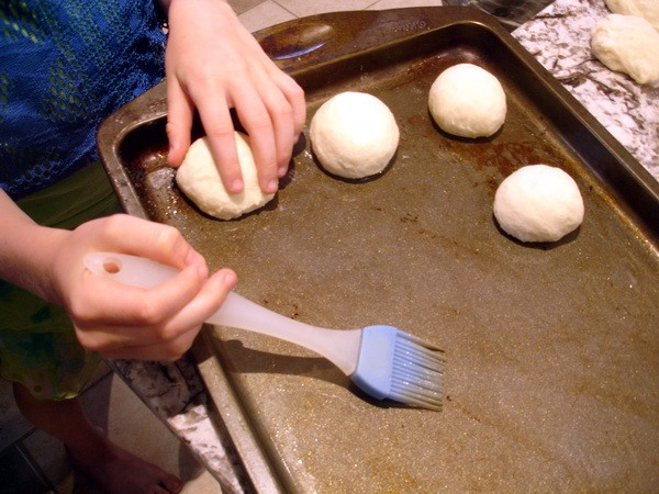Forming Dough