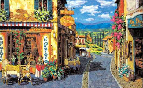 Summer in Tuscanny