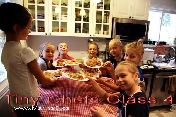 Tiny Chefs - Class 4