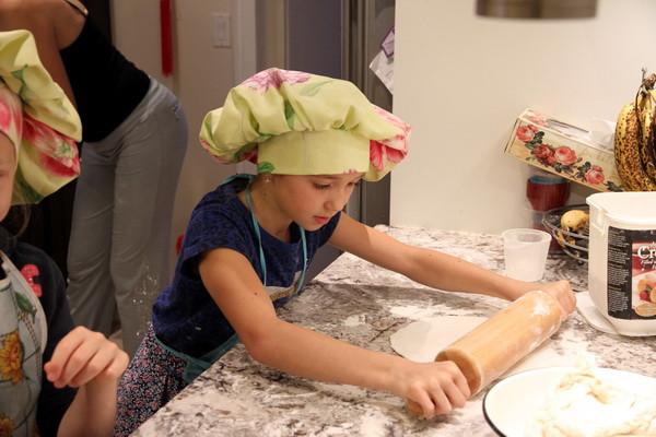 Tiny Chefs - Class 5 2