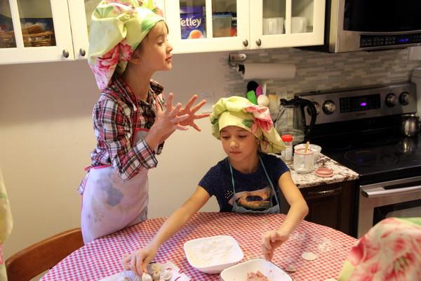 Tiny Chefs - Class 5 7