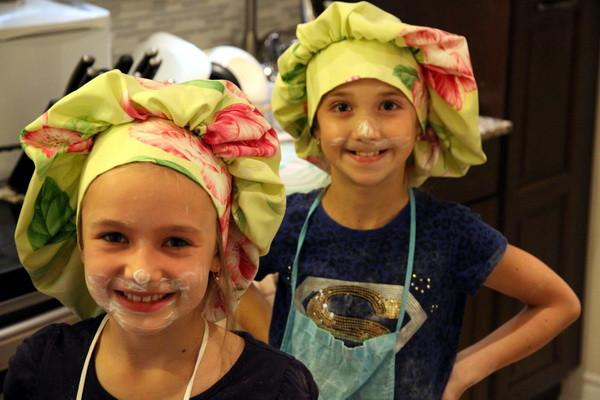 Tiny Chefs - Class 5 9