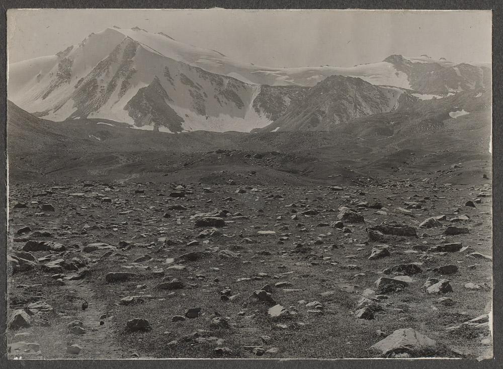 1910年的鐵列克山口附近(Source: LiveJournal)