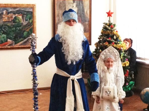 Ded Moroz -- Russian Santa