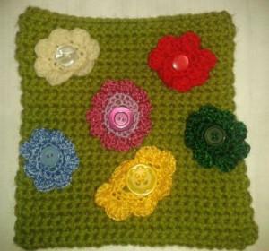 Crocheted Quiet Book Crochet Crochet