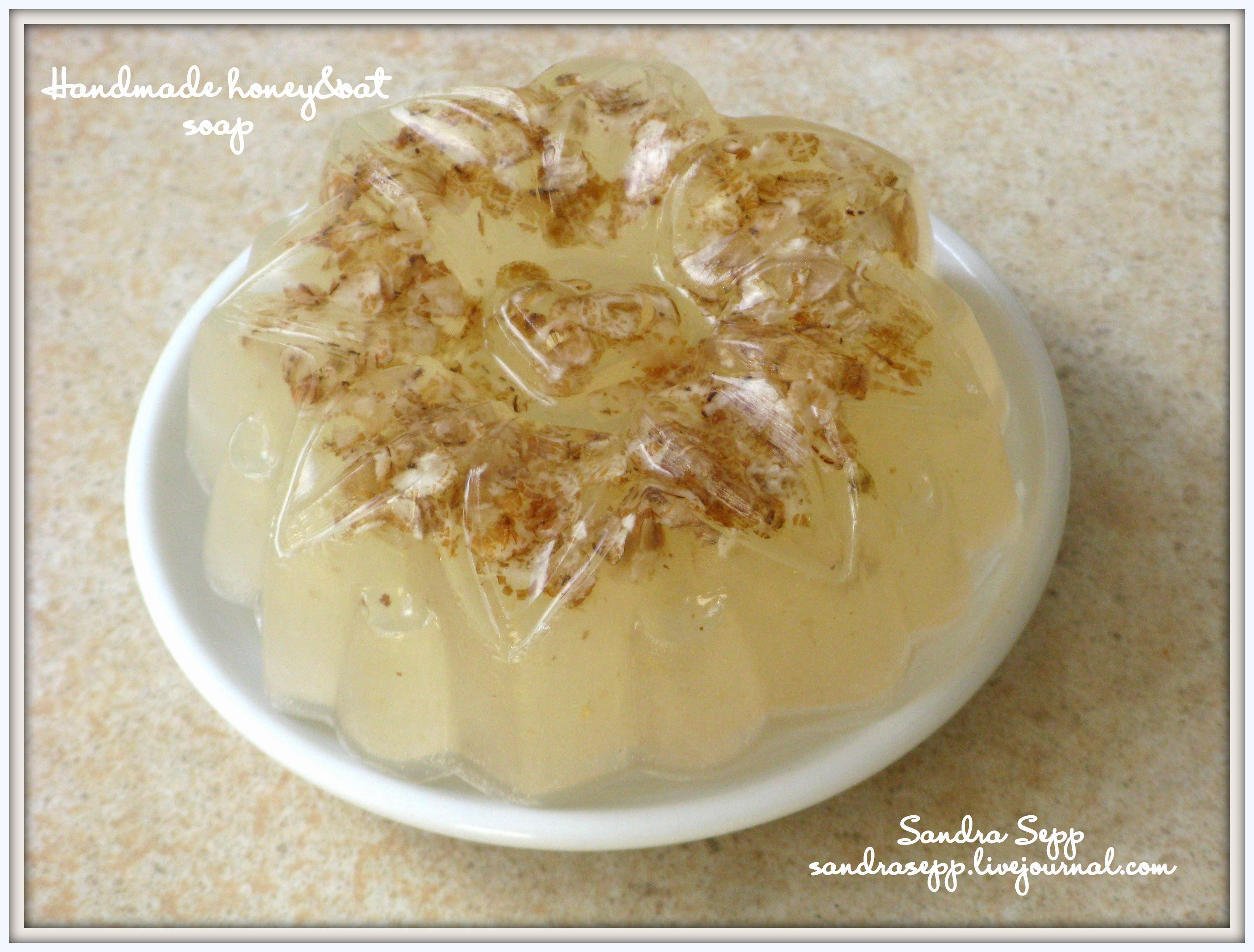 honey soap 020