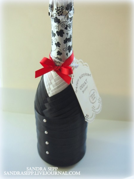 3d rose card+bottle 009