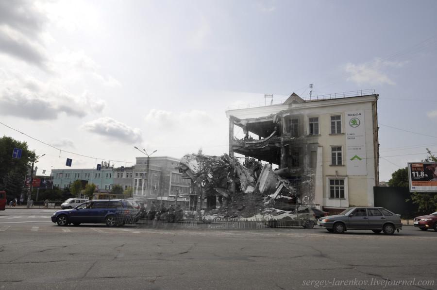 02.Smolensk 1941-2013 Plaza de la Victoria